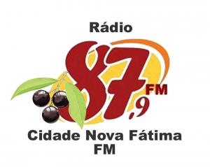 Rádio Cidade Nova Fátima-87.9 FM
