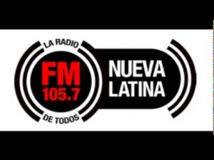 New Latina - 105.7 FM