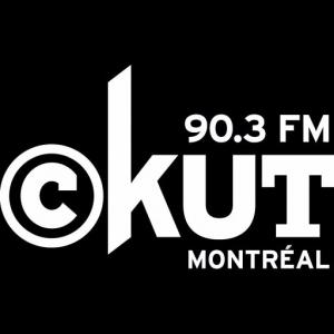 CKUT 90.3 FM Radio McGill Montreal