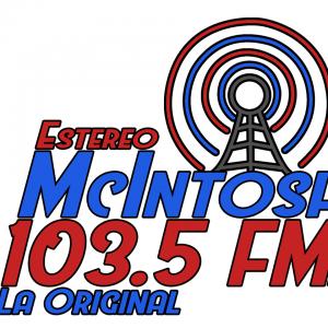 HRMK - Estereo McIntosh - 103.5 FM