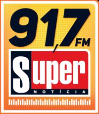 ZYC827 - Rádio Super Notícia FM - 91.7 FM