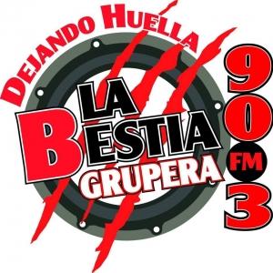 XHML - La Bestia Grupera León - 90.3 FM