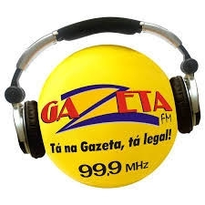 ZYC919 - Rádio Gazeta FM (Cuiabá) - 99.9 FM