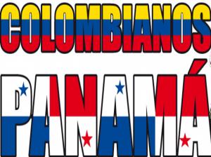 Colombianos en Panama