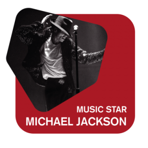 Radio 105 Music Star Michael Jackson