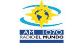 Radio El Mundo AM - 1070