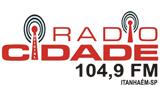 Rádio Cidade Itanhém 104.9