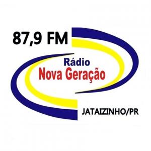 Rádio Nova Geração FM - 87.9