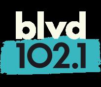 BLVD - CFEL - 102.1 FM