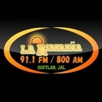 Radio La Riberena 800