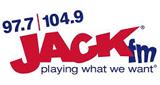 97.7/104.9 Jack FM